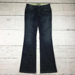 Joe's Jeans Rocker Thompson wash bootcut jeans E18